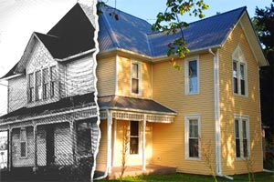 scary whole house reader remodels