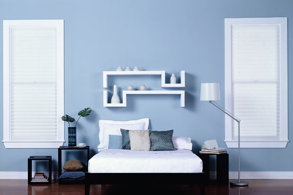 breezy accent wall color of the month february 2014 placid blue