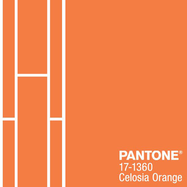 pantone celosia orange april 2014 color of the month