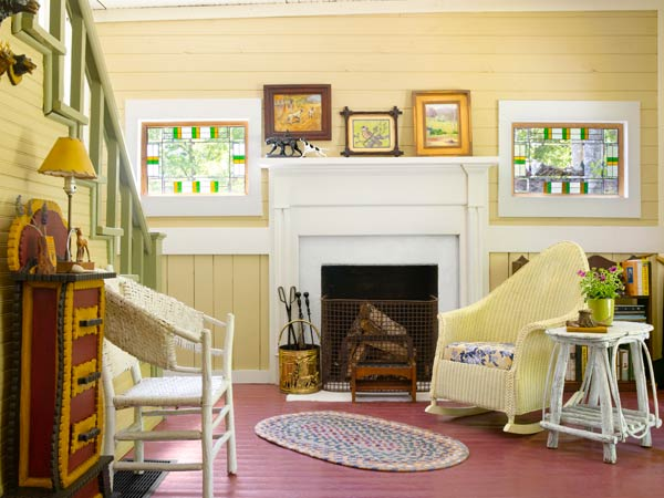 Cottage Style Create A Colorful Cottage Living Room