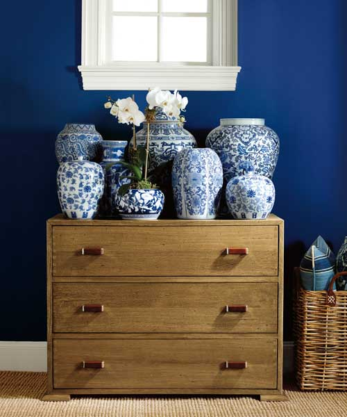 Classic Blue And White Collection Color Of The Month