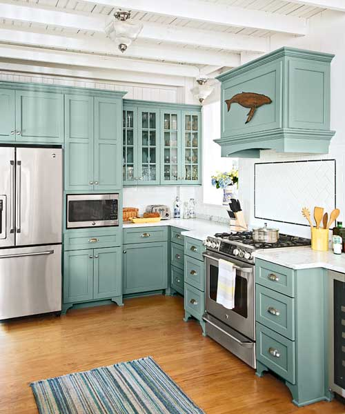From Musty To Must-See Kitchen