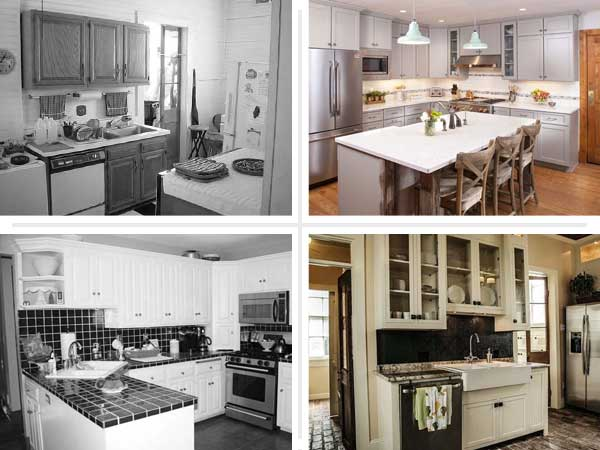 Transformed Cook Spaces Best Kitchen Before And Afters 2014 This Old House