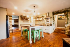 winning entry in this old house reader remodel's Best Kitchen Before and