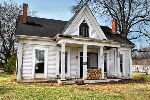 Location location location save this old house for Farmhouse style homes for sale