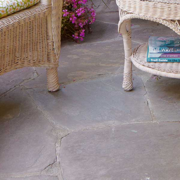 Try a Stone Floor for easy staycation escape upgrades