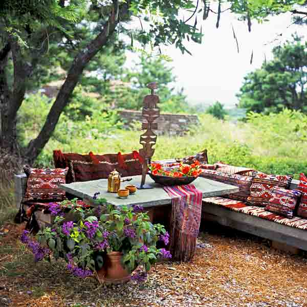Cozy Up to a Tree for easy staycation escape upgrades