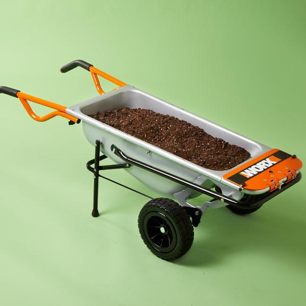 worx aerocart, clever garden gear