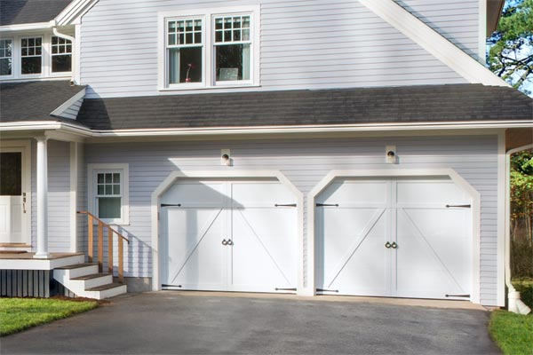 Carriage House Style Garage Doors The Lexington Colonial