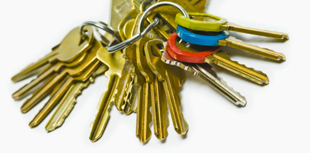 pile of keys, 10 uses for keys