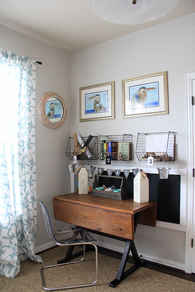before and after beachy home decor the snug