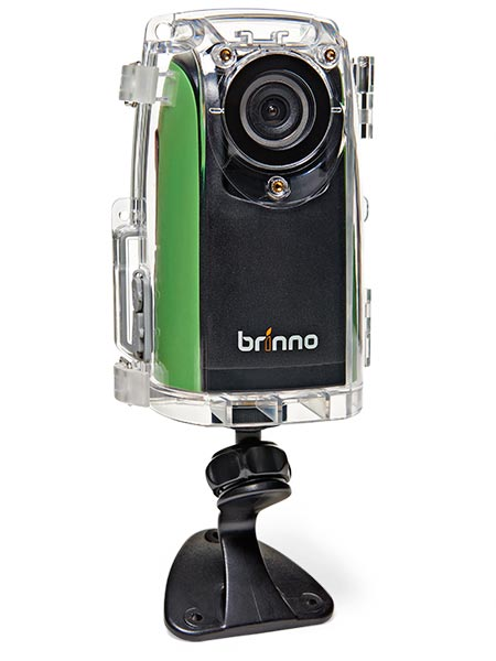 construction site camera from Brinno