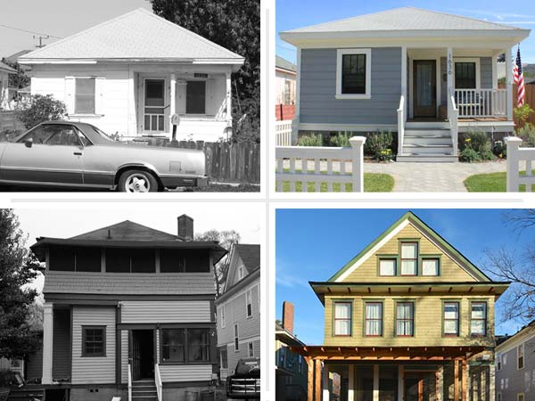 Amazing House Transformations Best Whole House Before
