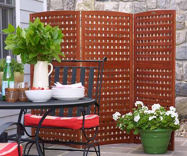 Diy patio privacy screen for Diy patio privacy screen
