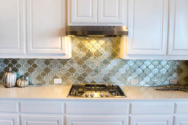 Glass Mosaics With Extra Dimension The Hottest Tile