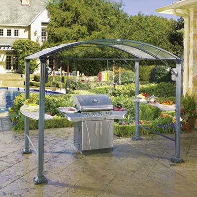 Grillzebo grill gazebo