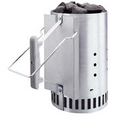 Deluxe Chimney Charcoal