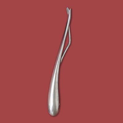 fishtail weeding tool