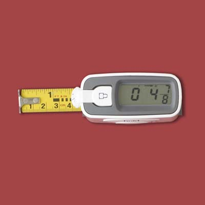 tape measure with digital readout