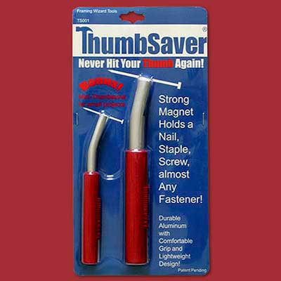 Thumbsaver nail holders