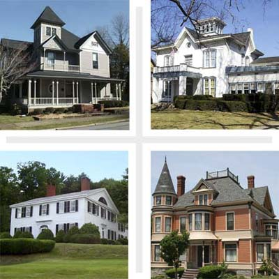 Best Places to Buy an Old House 2009 Bedroom Communities