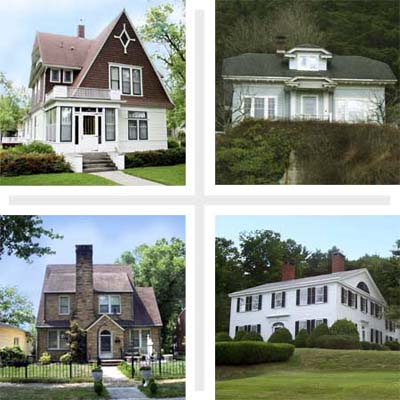 Best Places to Buy an Old House 2009 Country Living