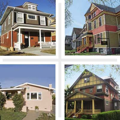 Best Places to Buy an Old House 2009: Editors' Picks