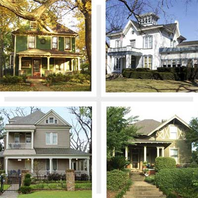 Best Places to Buy an Old House 2009 Families