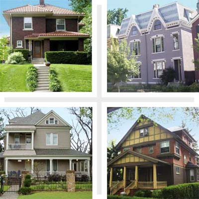 Best Places to Buy an Old House 2009 Urban Suburbanites