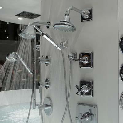 showers from Kohler