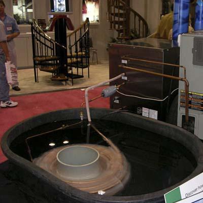 geothermal pump