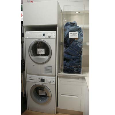 Bosch's washer-dryer