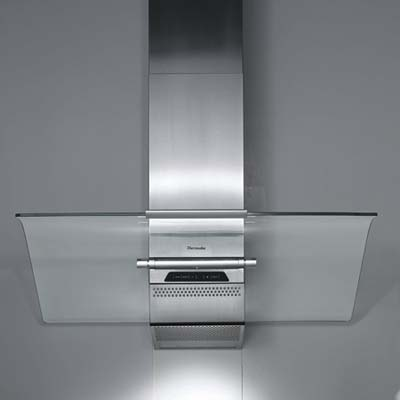 easy lift range hood from thermador