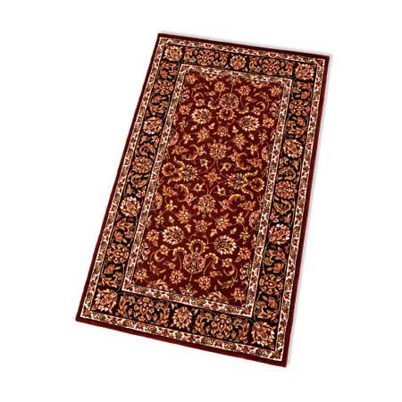a wool oriental rug
