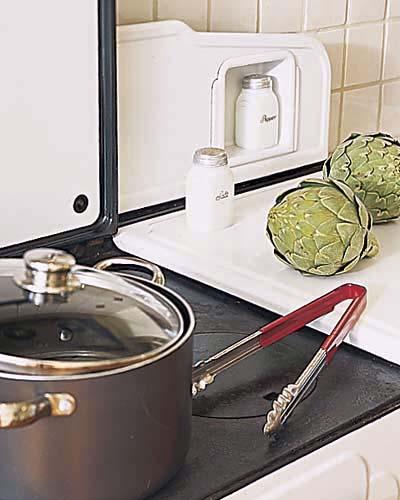kitchen range, vintage stoves