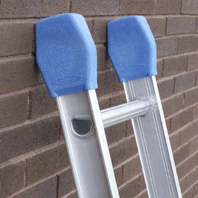 werner extension ladder covers/ surface protectors