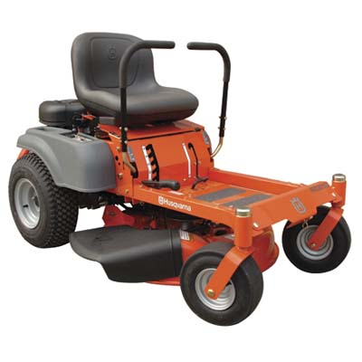 a zero turn residential lawnmower by husqvarna RZ3016