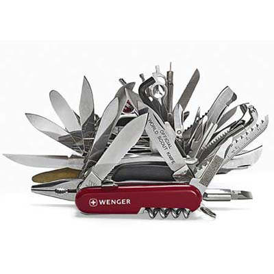 all-in-one giant swiss army knife