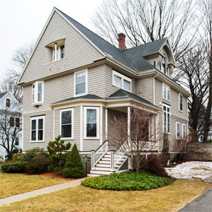 Belmont Victorian House Project before it's toh tv remodel