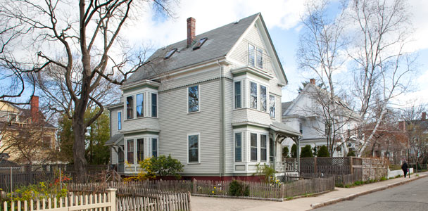 the cambridge house