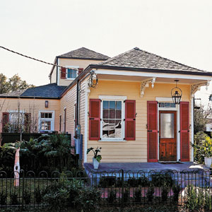 New Orleans Rebuilds 2007