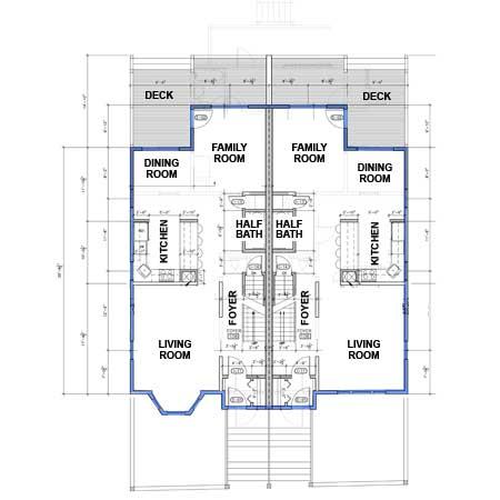 first floor roxbury house project thumbnail