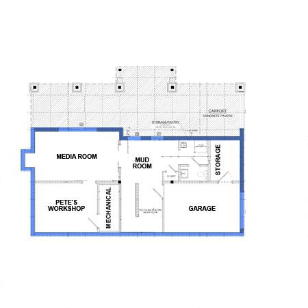 weston ground floor