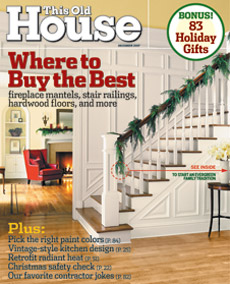 December 2007 cover