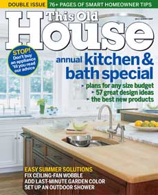 July/August 2007 cover