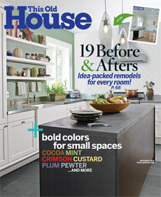 November 2008 cover
