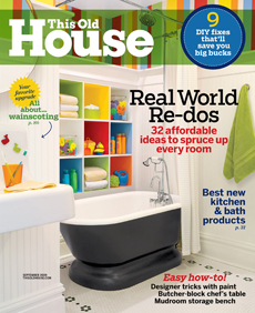September 2009 cover