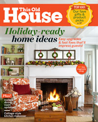 We are featured in Nov/Dec 2013 issue