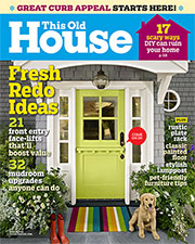 This Old House magazine cover