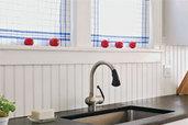 installing a solid-surface backsplash